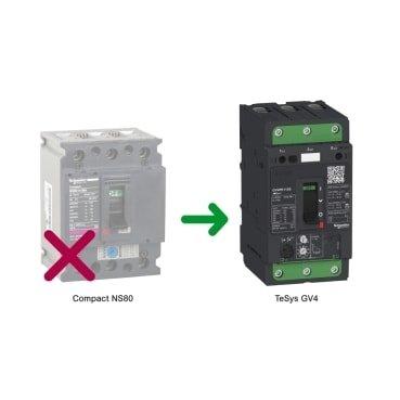 Compact NS80H MA