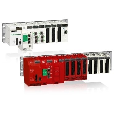 Modicon M580 - ePac Controller - Ethernet Programmable Automation controller & Safety PLC